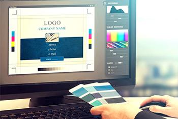 Grafikdesign und Layout